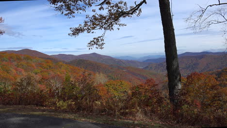 North-Carolina-Great-Smoky-ridges