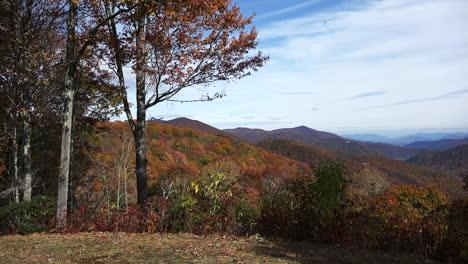 North-Carolina-Smoky-Mountain-ridges-and-trees