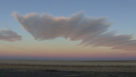 Oklahoma-late-evening-cloud