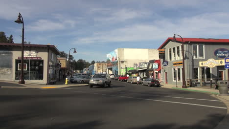Oregon-Newport-town-and-streets