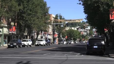 Oregon-Pendleton-Straße