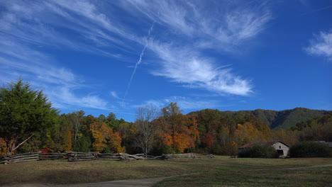 Tennessee-Smoky-Mountains-Cades-Cove-Espectacular-Cielo