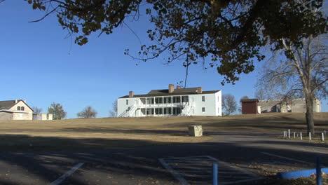 Edificio-De-Wyoming-Fort-Laramie