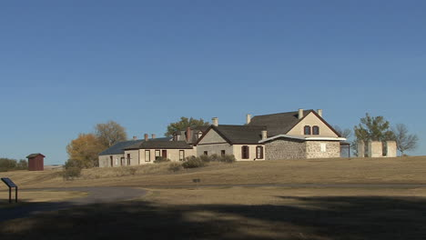 Wyoming-Fort-Laramie-Edificios