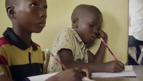 African-Schoolchildren-in-Class