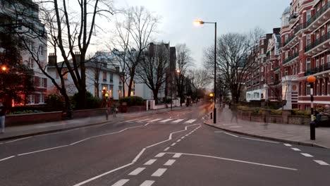 Abbey-Road-Zebra-Crossing-Timelapse