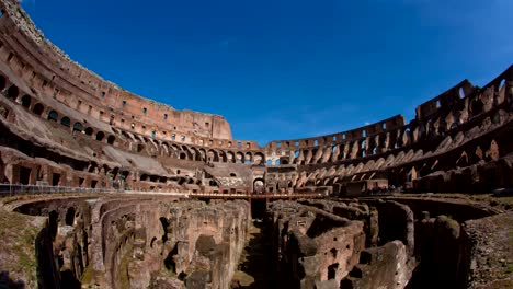 Timelapse-from-Inside-The-Colosseum-Rome
