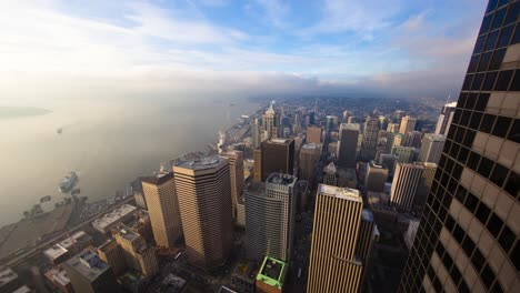 Seattle-Skyline-Timelapse