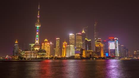 Shanghai-City-Skyline-Timelapse