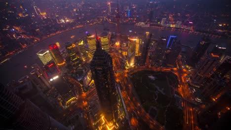 Shanghai-Skyscrapers-Timelapse