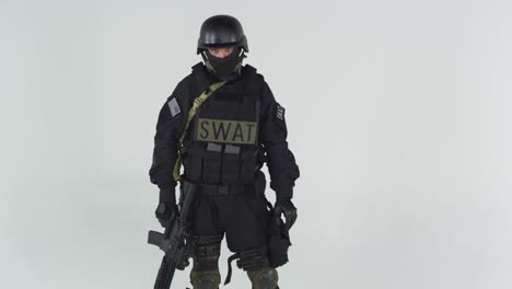 SWAT-Team-Officer