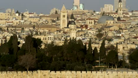 Jerusalem-Old-City-Panning-Shot