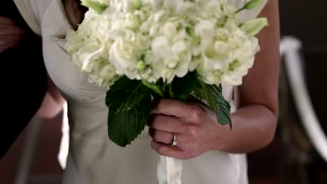Bride-With-Wedding-Bouquet-