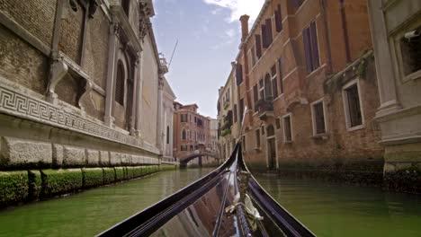 Gondola-POV-Shot