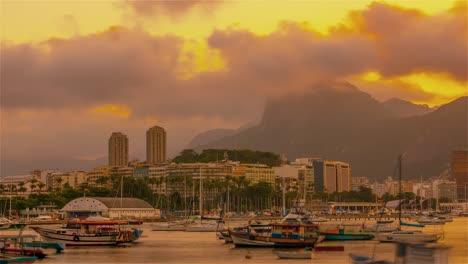 Rio-de-Janeiro-Evening-Timelapse
