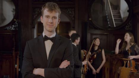 Portrait-Of-Male-Classical-Musician