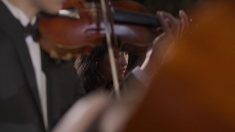 Tracking-In-From-Cello-to-Female-Violinist