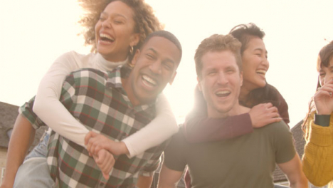Group-of-Friends-Laughing-and-Joking