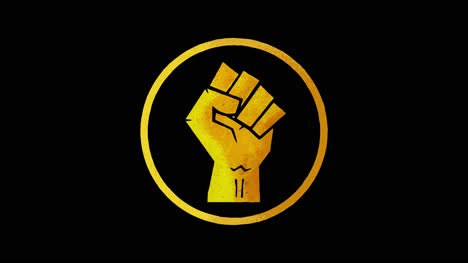 Animated-Power-Fist-Logo