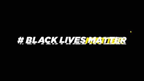 Glitch-Motion-Graphic-Black-Lives-Matter