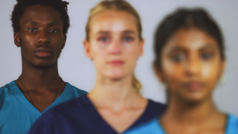 Portrait-of-3-Young-Doctors-Pull-Focus