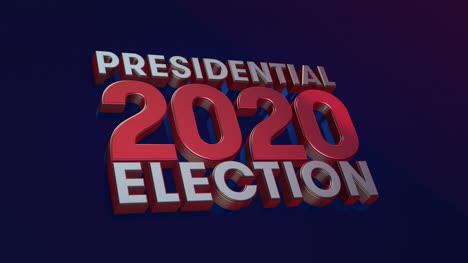 2020-Elecciones-Presidenciales-De-EE-UU-3d-Motion-Graphic
