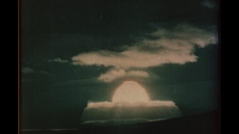 Explosión-De-Examen-De-Bomba-Nuclear-Soviética-De-1951