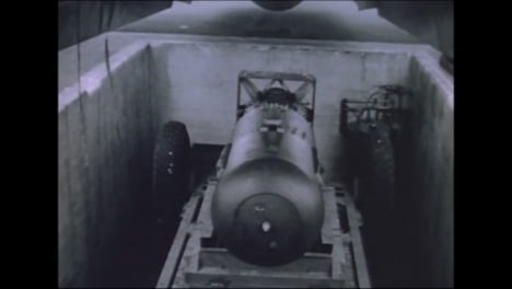 1945-Fat-Man-and-Little-Boy-Atomic-Bomb-Preparations-at-Tinian-Island-014