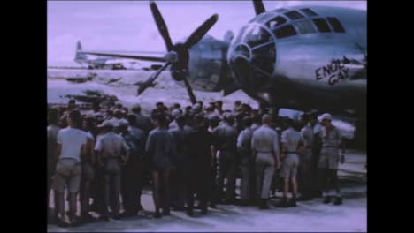 1945-Fat-Man-and-Little-Boy-Atomic-Bomb-Preparations-at-Tinian-Island-028