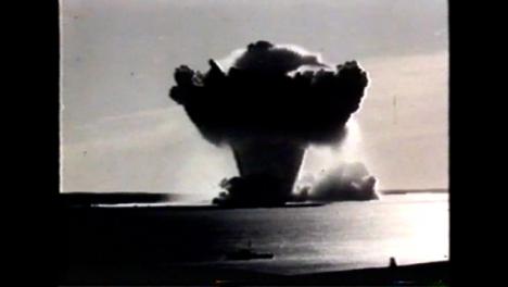 1955-Underwater-Nuclear-Torpedo-T-5-Test