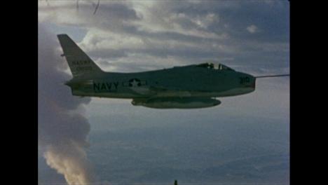 1957-Amerikanischer-Jet-Beim-Owens-Atomtest