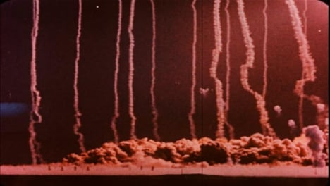 1952-Tumbler-Snapper-Dog-Atomic-Bomb-Test-Smoke-Trails