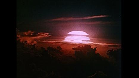 1956-Cherokee-Atomic-Bomb-Blast-During-Operation-Redwing