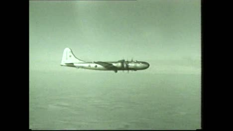 1954-Soviet-Bomber-Dropping-Bomb-During-Atomic-Test-