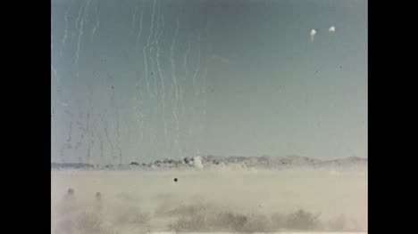 1953-American-Soldiers-Emerge-From-Trenches-After-Nuclear-Explosion-at-Nevada-Test
