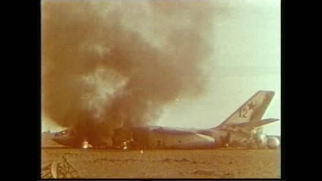 Archive-Clip-of-Grounded-Plane-Debris-Burning-After-First-Soviet-High-Altitude-Nuclear-Test-02