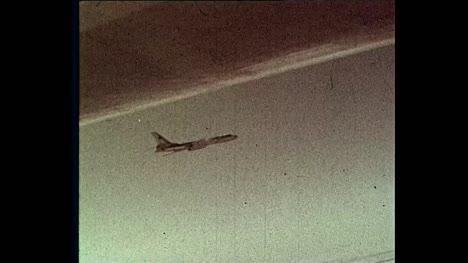 1956-Sowjetischer-Bombenabwurf-Atombombe-Während-Des-Tests