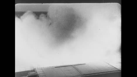 Clip-De-Archivo-Del-Lanzamiento-De-Misiles-Soviéticos