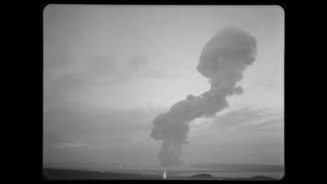 Clip-De-Archivo-De-La-Explosión-De-Una-Bomba-Atómica