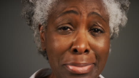Smartly-Dressed-Woman-Beginning-to-Tear-Up-Portrait