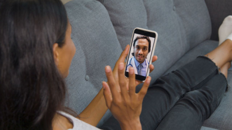 Young-Woman-Having-a-Video-Call-with-Doctor