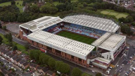 Drone-Shot-Orbiting-Villa-Park-Football-Stadium