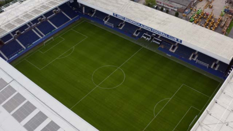 Drone-Shot-Flying-Over-Pitch-at-The-Hawthorns-Stadium