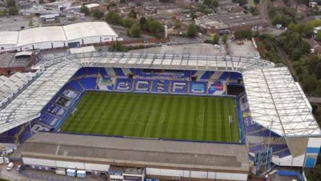 Drone-Shot-Orbiting-St-Andrew\-s-Football-Stadium-02