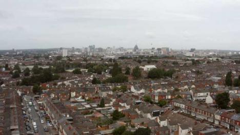 Drone-Shot-Flying-Over-Housing-Estate-In-Birmingham-England-01