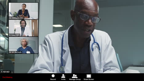 Middle-Aged-Male-Doctor-Delivers-Bad-News-During-Video-Call