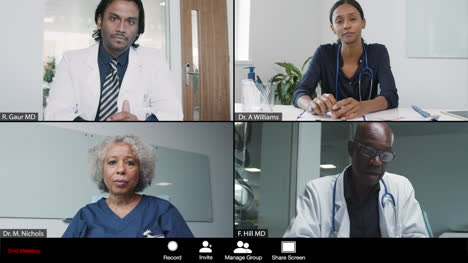 Middle-Aged-Male-Doctor-Gives-Bad-News-During-Video-Call