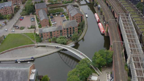 Overhead-Drone-Shot-Orbiting-Castlefield-Canals-02