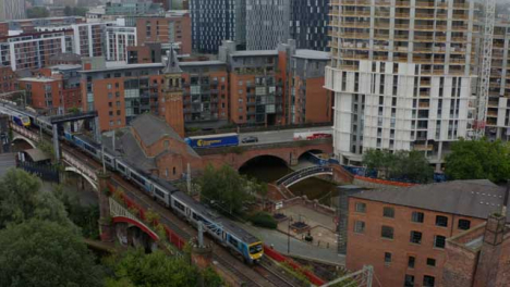 Drone-Shot-Pulling-Up-Castlefield-Canals