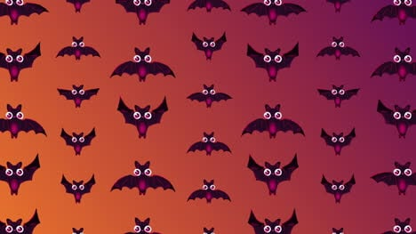 Flying-Bats-Pattern-Animated-Motion-Graphic-